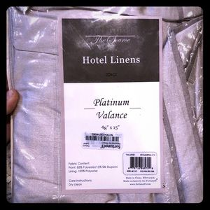 Fortunoff Hotel Linens Platinum Valence -2